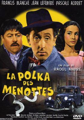 La Polka des menottes - Jaquette DVD France