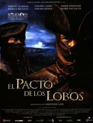 Le Pacte des loups - Poster Espagne