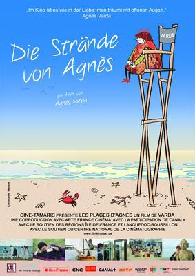Las playas de Agnès - Poster - Deutschland