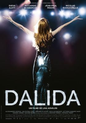Dalida - Poster - Portugal