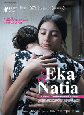 Eka et Natia, Chronique d'une jeunesse géorgienne       jeunesse georgienne