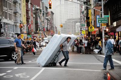Nueva vida en Nueva York