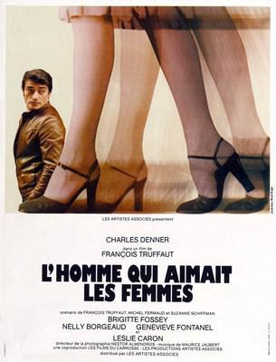 L'homme qui aimait les femmes - Poster France