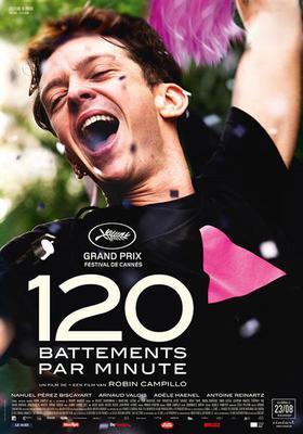 120 battements par minute - Poster - Belgium