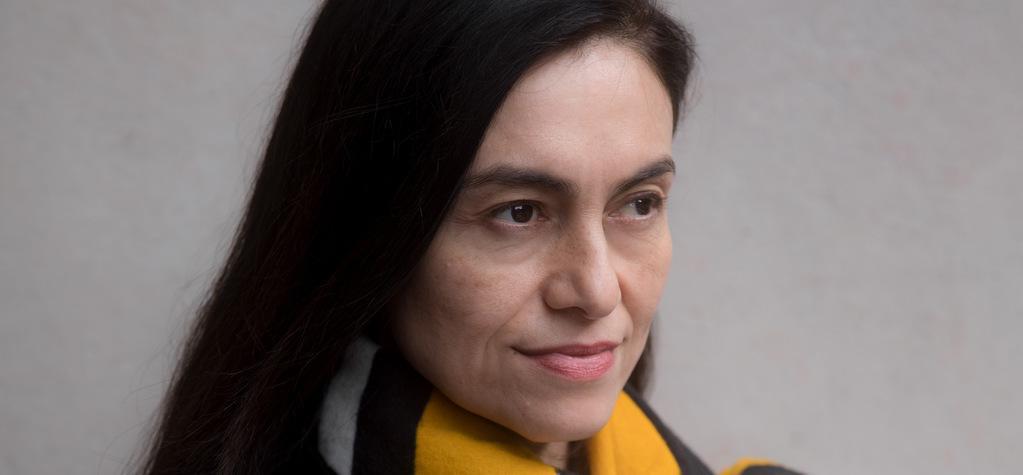 ... Maria-Christina Villaseñor, Directora de la programación del NYICFF - © Thomas Brunot