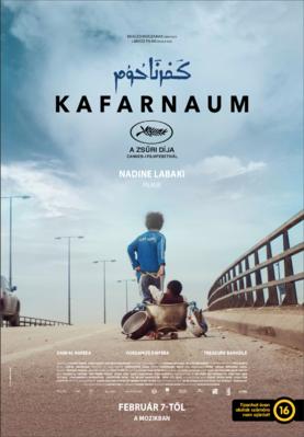 Capharnaüm - Poster - Hungary