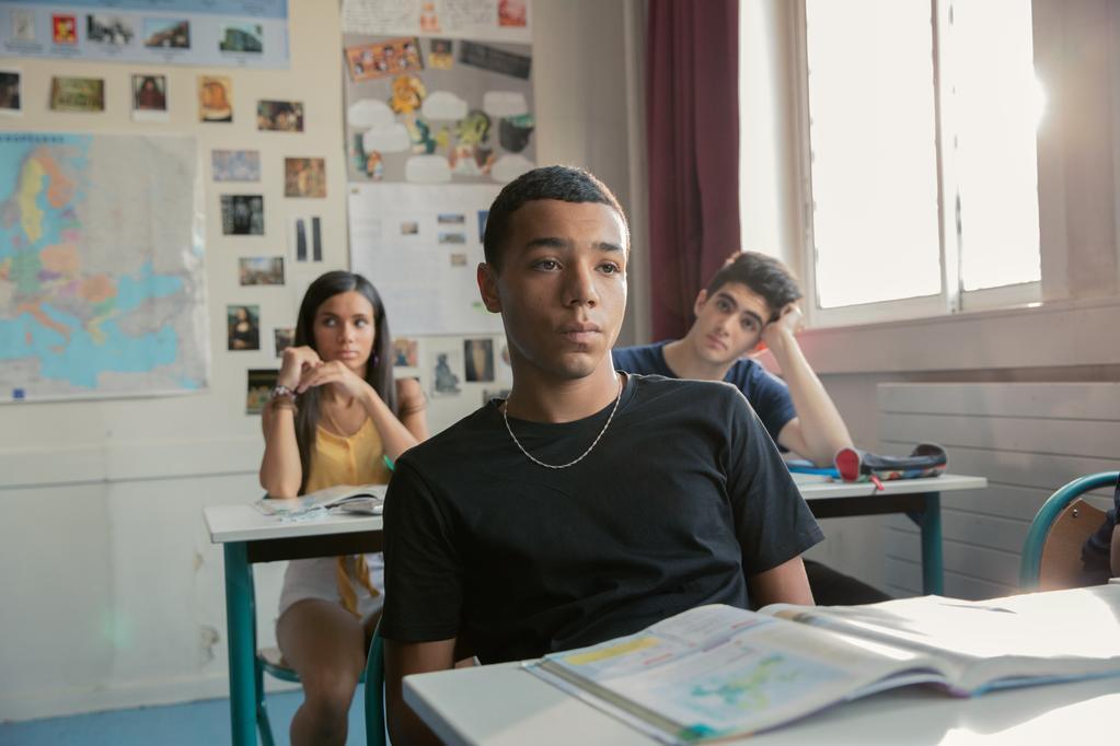 Liam Pierron - © Laetitia Montalembert / Mandarin Production - Gaumont - Kallouche Cinéma