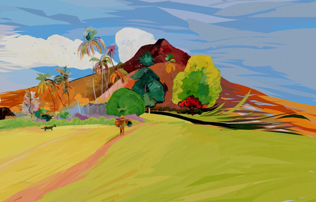 Le Voyage intérieur de Gauguin