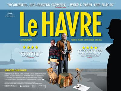 The Havre - Poster - Royaume-Uni