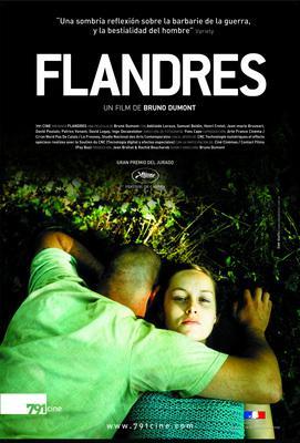 Flanders - Affiche Argentine