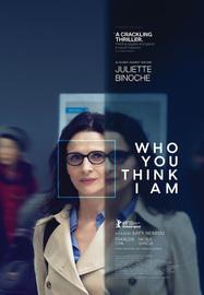 Who You Think I Am - Poster - Australia
