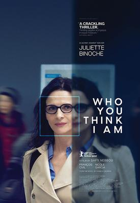 Who You Think I Am - Poster - Australia