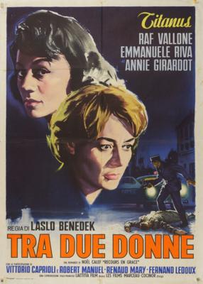 Recours en grâce - Poster - Italy