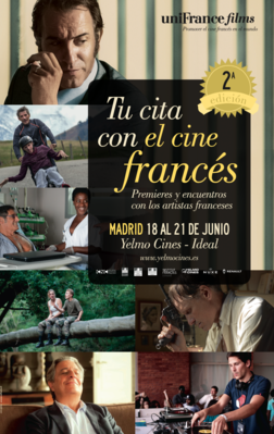 Tu Cita con el Cine Francés - 2015