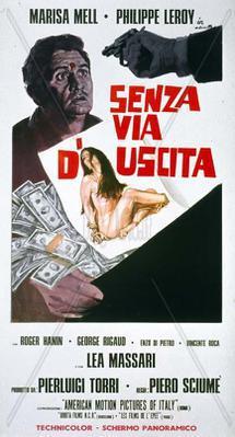 Devil's Ransom - Poster Italie