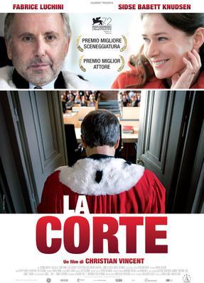 El Juez - Poster - Italy
