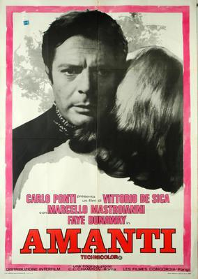 Amantes - Poster - Italie
