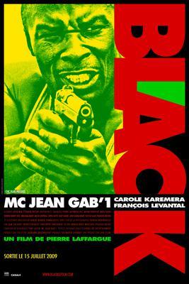 Black - Poster - France