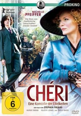 Chéri - Poster - Germany (DVD)