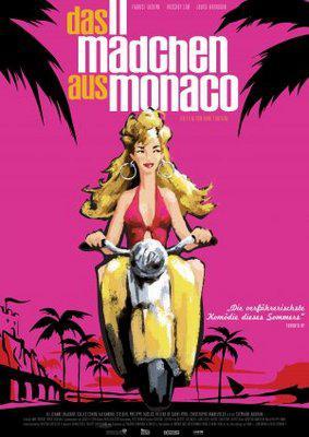 La Fille de Monaco - Poster - Germany