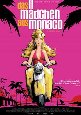 The Girl from Monaco - Poster - Germany
