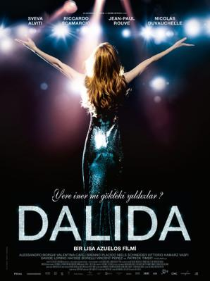 Dalida - Poster - Turkey