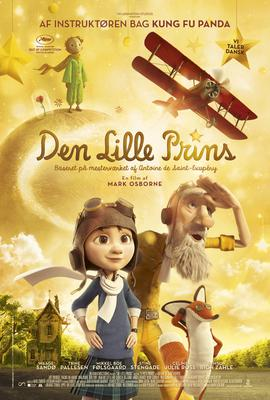 The Little Prince - Poster - Denmark