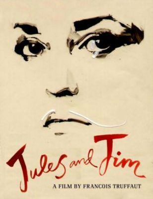 Jules y Jim - Poster Etats-Unis