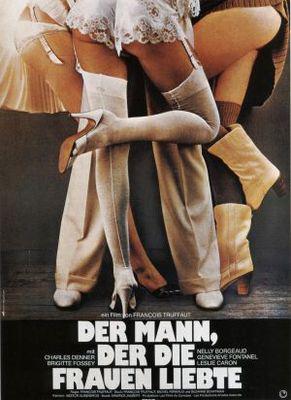 L'homme qui aimait les femmes - Poster Allemagne