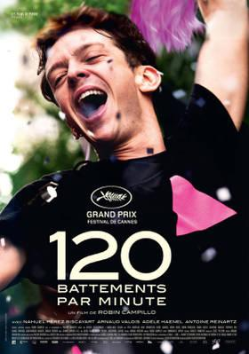 120 battements par minute - Poster - Switzerland