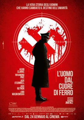 El hombre del corazón de hierro - Poster - Italy