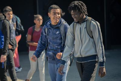 School Life - © Laetitia Montalembert / Mandarin Production - Gaumont - Kallouche Cinéma