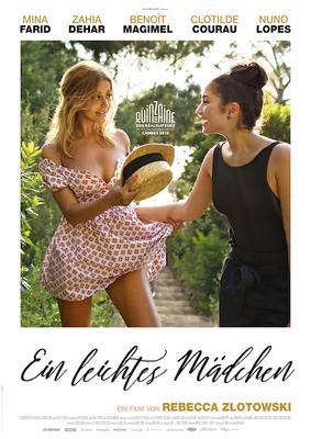 An Easy Girl - Poster - Austria