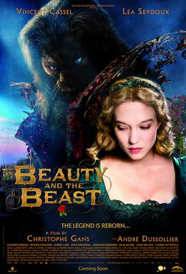 Beauty and the Beast - Poster - India