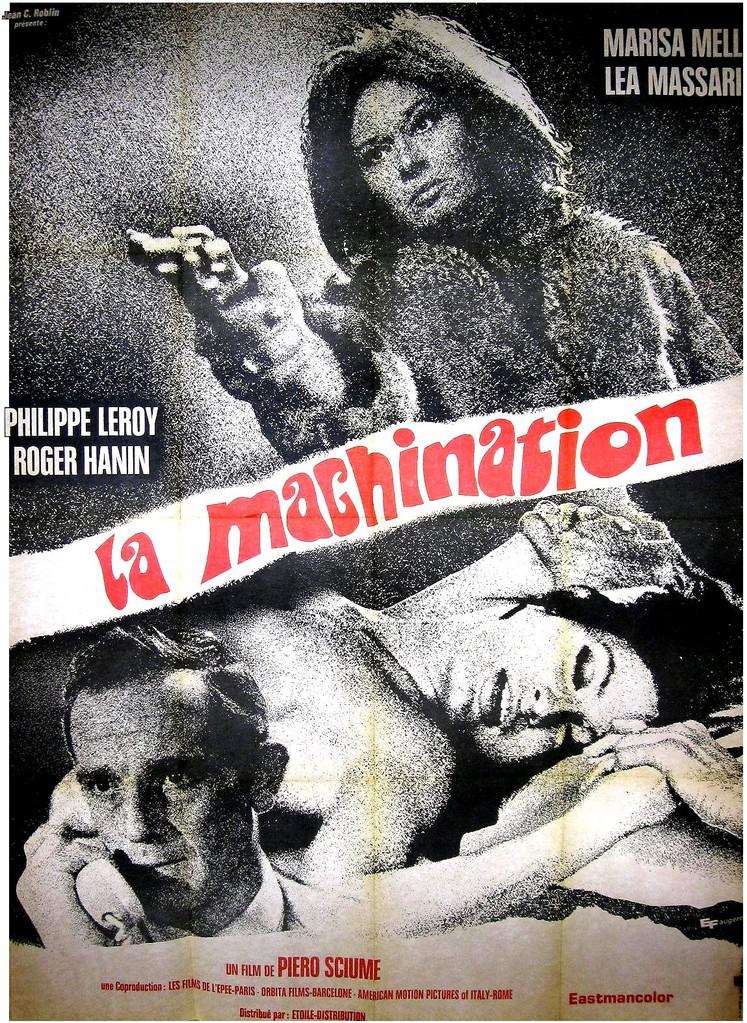 American Motion Pictures of Italy