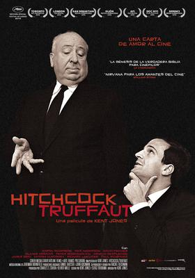 Hitchcock/Truffaut - Poster - Spain