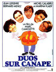 Duos sur canap 1979 unifrance films for Duos sur canape