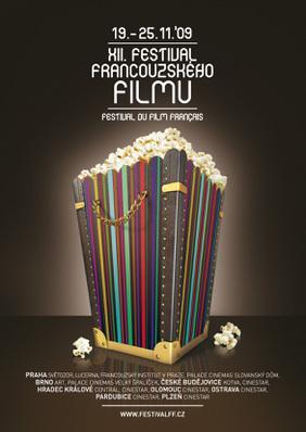 Festival de Cine Francés en la República Checa - 2009