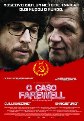 Farewell/フェアウェル さらば、哀しみのスパイ - Affiche Portugal