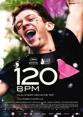 120 pulsaciones por minuto - Poster - Czech Republic