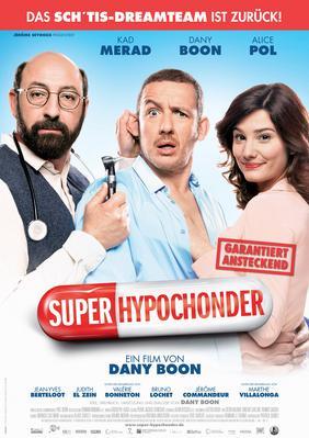 Superchondriac - Poster - Germany