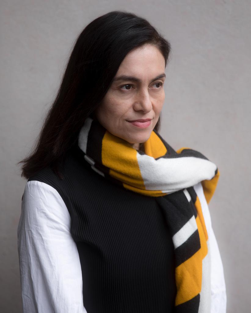 Maria-Christina Villaseñor - © Thomas Brunot