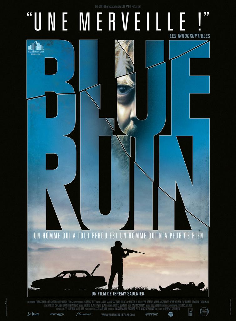 مشاهدة وتحميل فيلم Blue Ruin 2013 1080p BluRay مترجم اون لاين