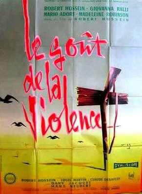 Le Goût de la violence