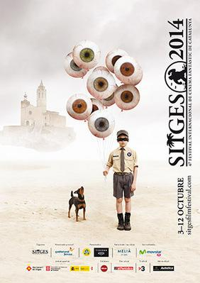 Sitges International Film Festival of Catalonia - 2014