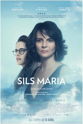Clouds of Sils Maria - Poster - Quebec