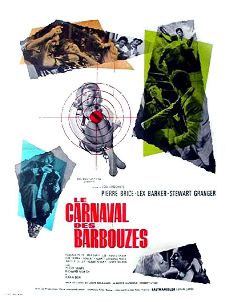 Carnaval de asesinos