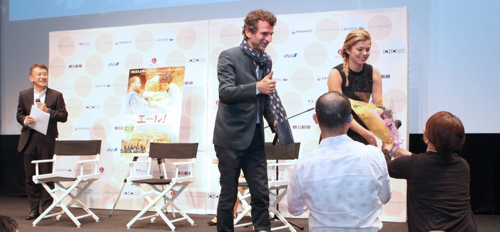 La Famille Bélier remporte le Prix du Public au Festival du Film Français au Japon