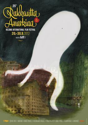 ヘルシンキ映画祭 - 2012