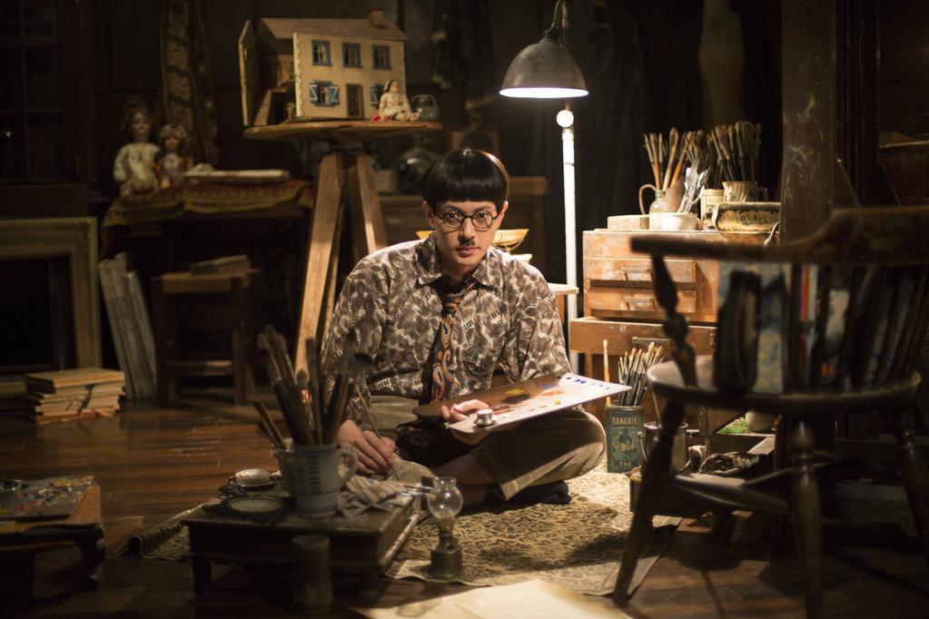 Angèle Humeau - © Koichiro Matsui, Office Oguri Kohei, Eurowide Film Production 2014